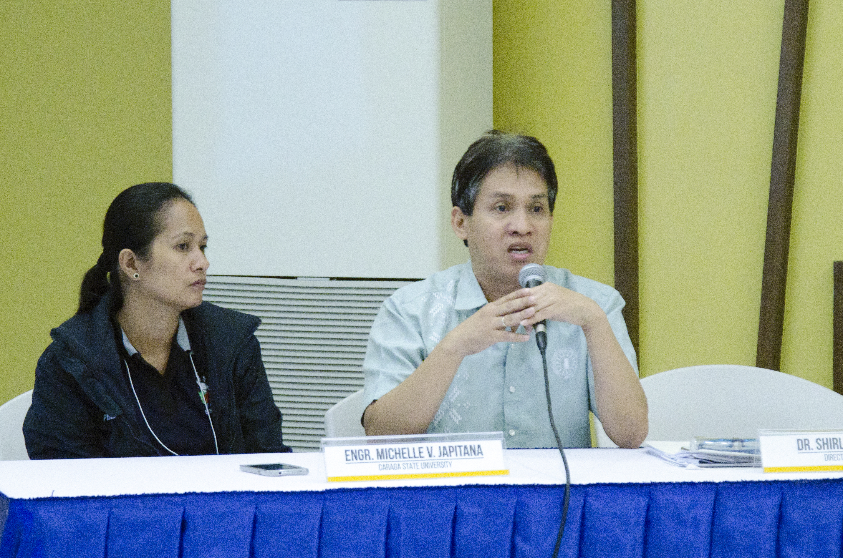 Mindanawon researchers take mining, local governance, and disaster management issues on center stage at a policy forum in Butuan