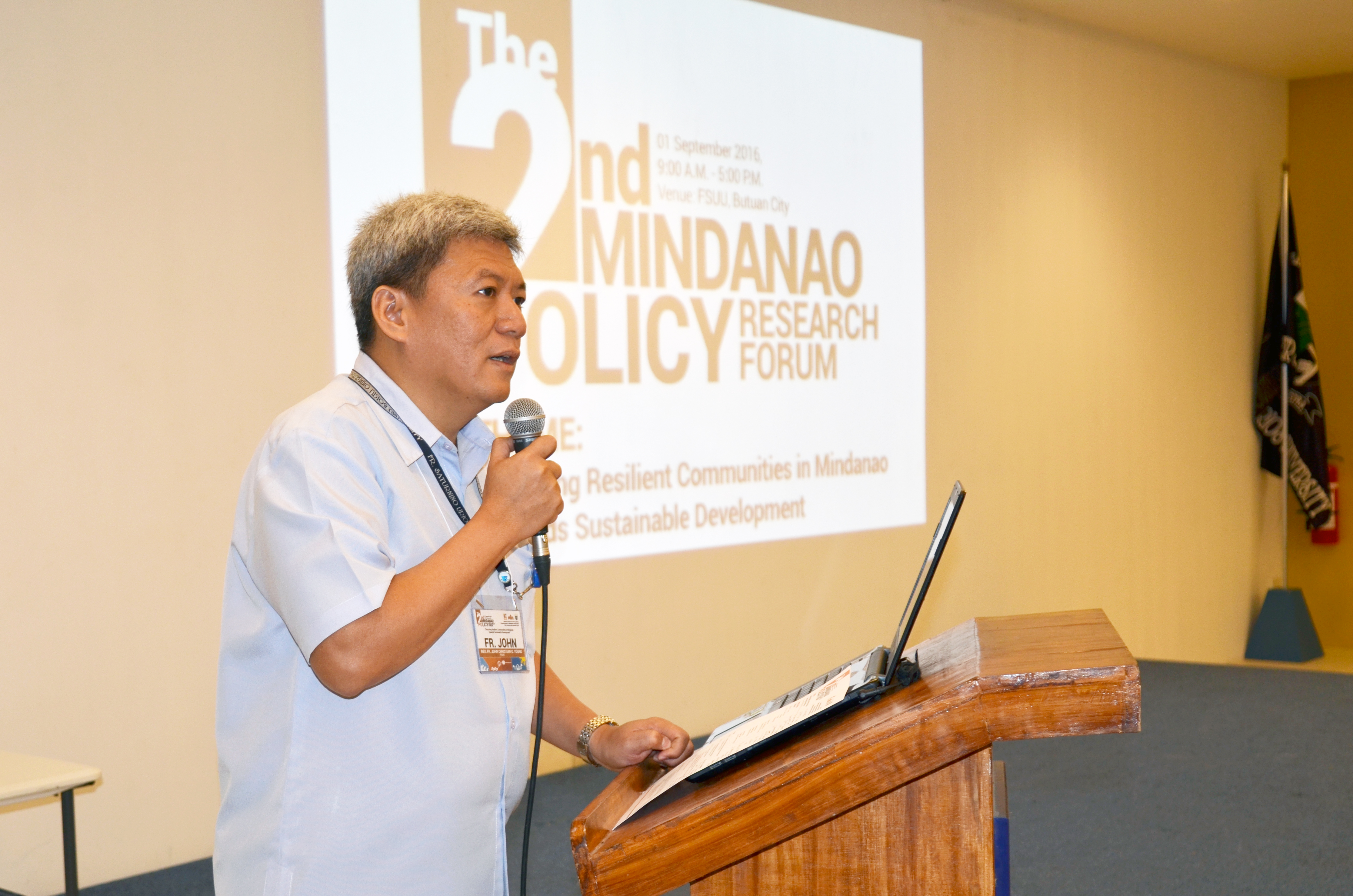 Research and policy stakeholders in Mindanao join forces at the 2nd Mindanao Policy Research Forum
